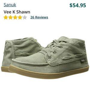 Sanuk Vee K Shawn casual shoe